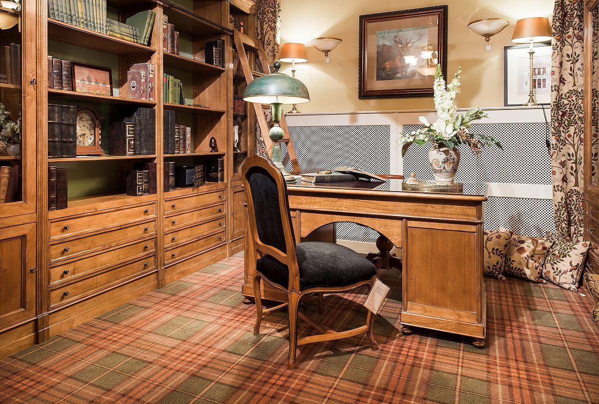 Klassiek Engels Interieur : Showroom vol klassieke interieurs
